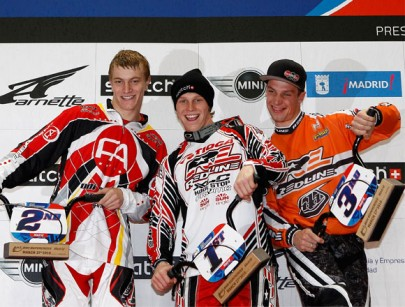 Willoughby Whoops Up On Record SX Starters