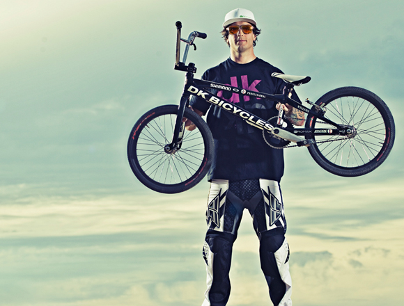 Marc Willers Signs on to Ride DK Frame