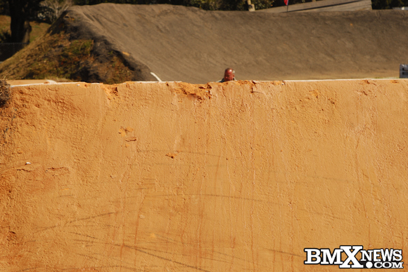 Pro Section at the USA BMX Gator Nationals