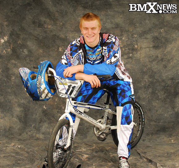 Connor Fields of Chase BMX / BMX Racing Group