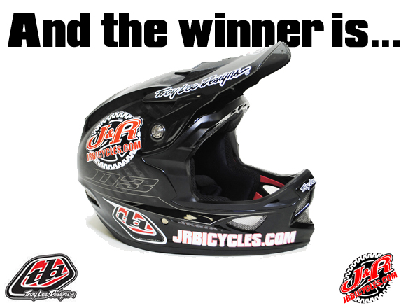 J&R Bicycles and Troy Lee Designs Helmet Giveaway