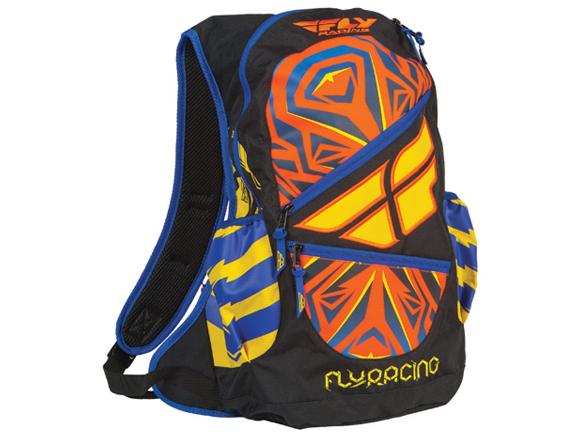BMX NEWS Product Spotlight - Fly Jump Backpacks at jrbicycles.com