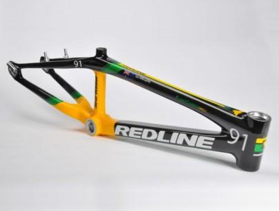 Redline Racks Up 11 Riders for Today's Olympic Start