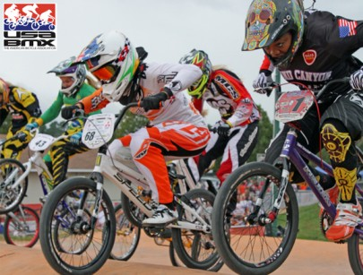 Disney Cup Runneth Over for USA BMX