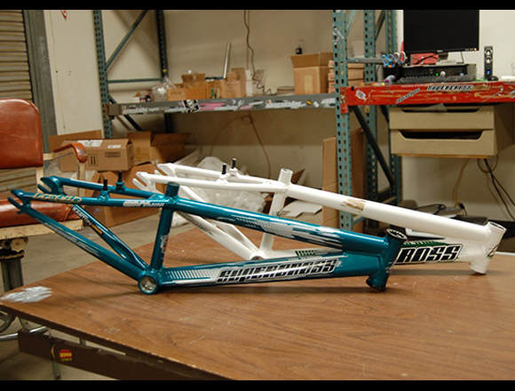 Supercross BMX is giving away two envy frames, via bmxnews.org