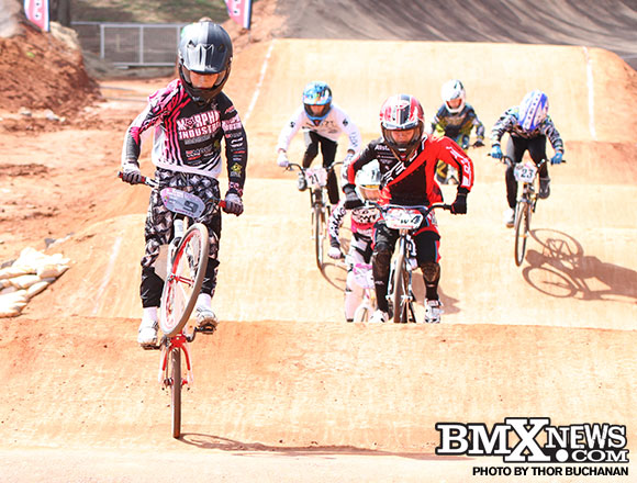 Dylan Shipley of Morphine Industries at the 2013 USA BMX Dixieland Nationals