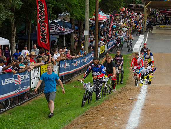 Elite BMX Racers Walk Out on The UCI and USA BMX