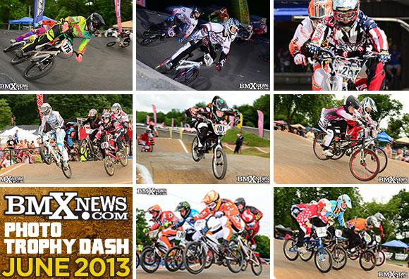 BMX News Photo Trophy Dash - June 2013
