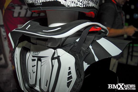 Leatt Brace at Interbike 2013