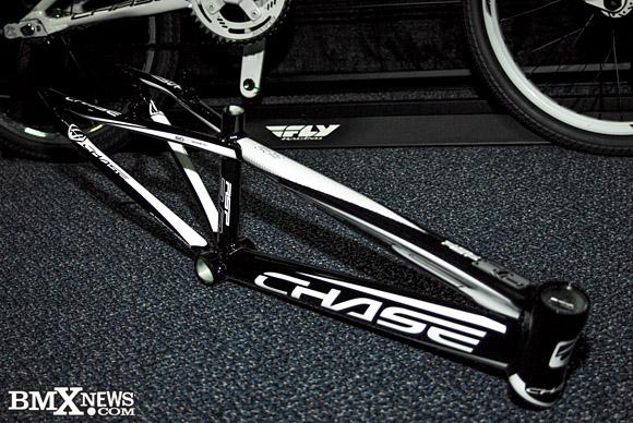 Chase BMX RSP 2.0 Frame at Interbike 2013