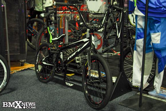 Rift BMX Racing frame at Interbike 2013