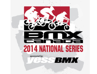 2014 BMX Canada National Schedule