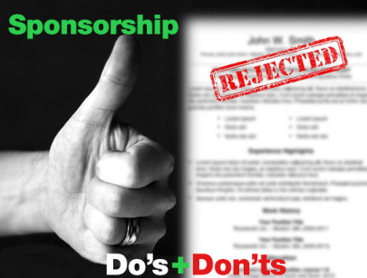 Industry Panel: Sponsorship Do's and Don'ts