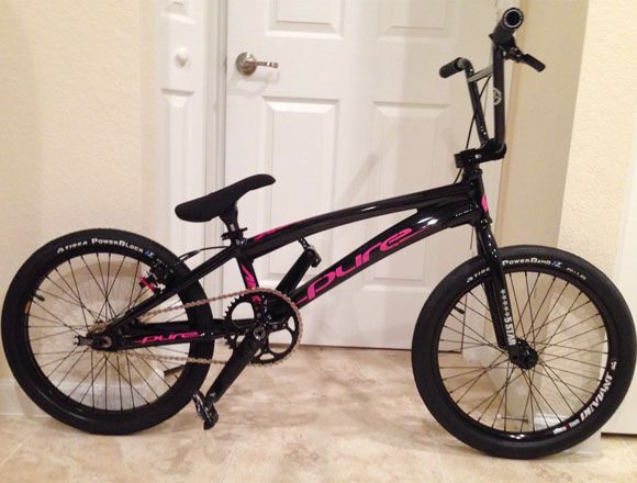Factory Morphine Pure BMX Race Bike