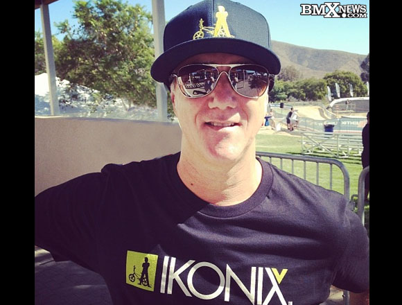 Bob Haro debuts Ikonix BMX Bike Brand
