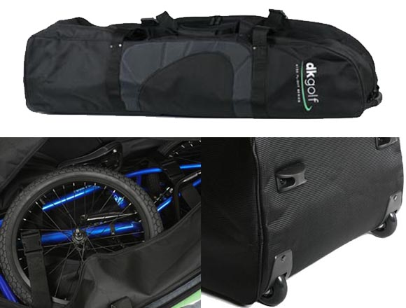 The DK Golf Flight Bag in J&R Product Spotlight