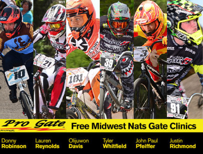 Free Pro Gate Clinics Friday in Rockford
