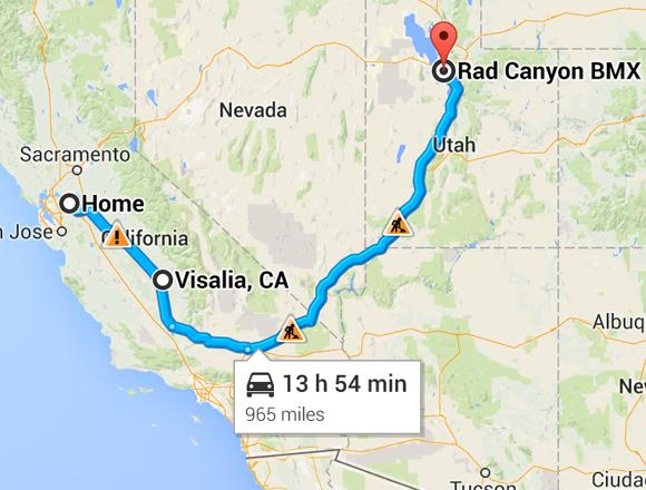 2014 Salt Lake Nationals Roadtrip Notebook