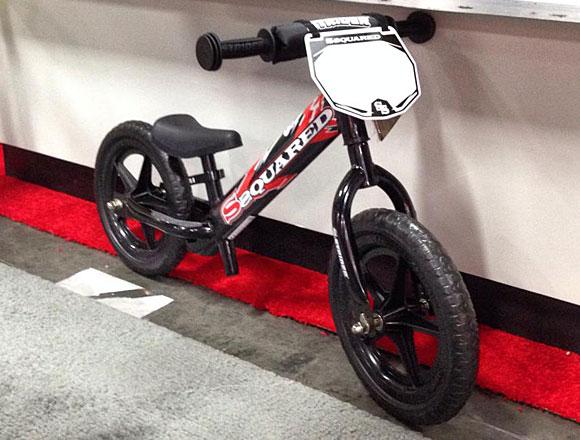 Ssquared Strider bike