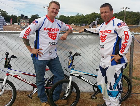 2015  Meybo USA Factory Team