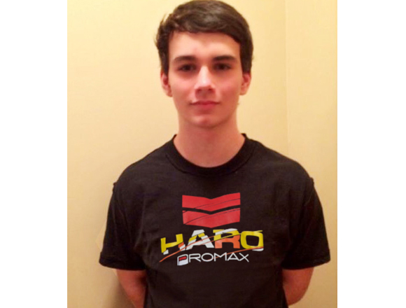 Cameron Moore is on Haro/Promax for 2015