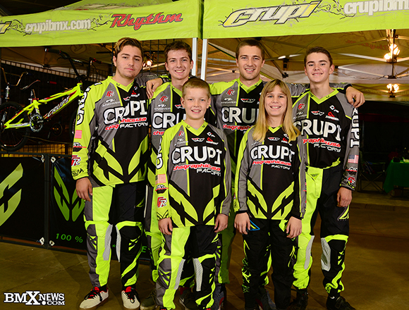 2015 Crupi Factory Team