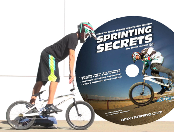 Review: Sprinting Secrets DVD