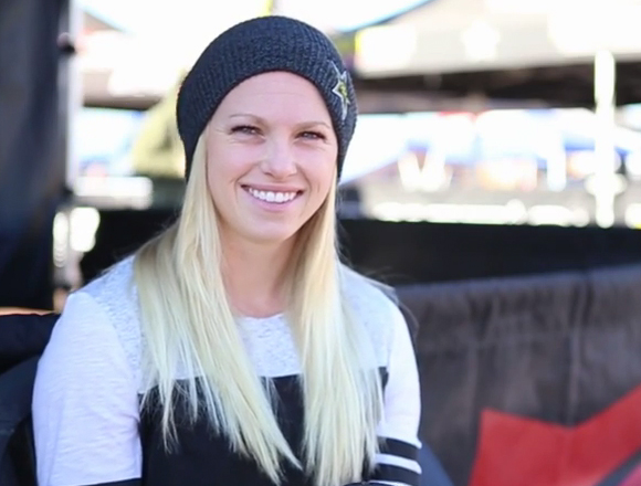 BMX Interview with Brooke Crain