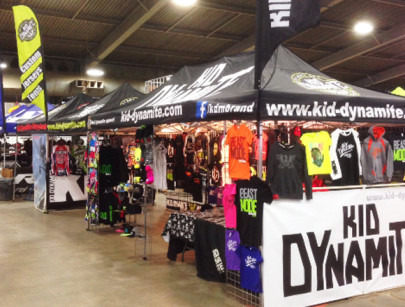 KDM Has You Covered on Custom Tents