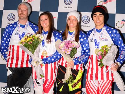 2015 USA Cycling BMX Elite Champions