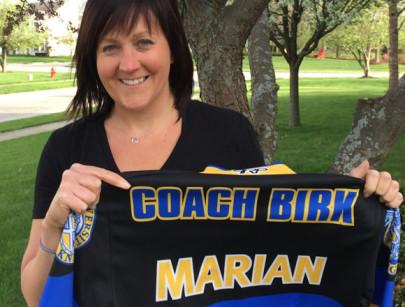 Natarsha Birk Named Marian U Coach
