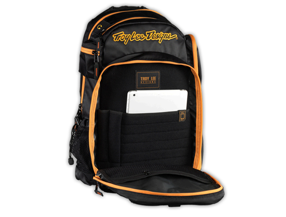 TLD Ignition Backpack Inside
