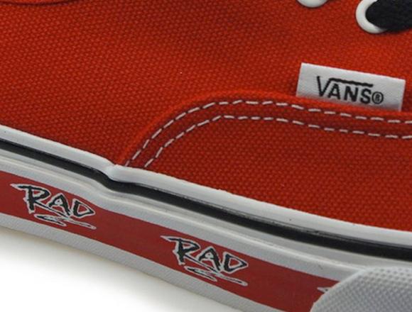 RAD Producers sue Vans