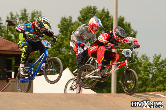 BMX News Coverage of  the 2015 USA BMX Derby City Nationals