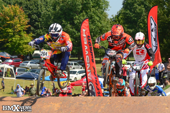 Tyler Whitfield at the 2015 USA BMX Derby City Nationals