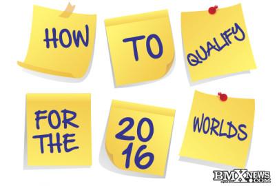 2016 BMX Worlds: How to Qualify