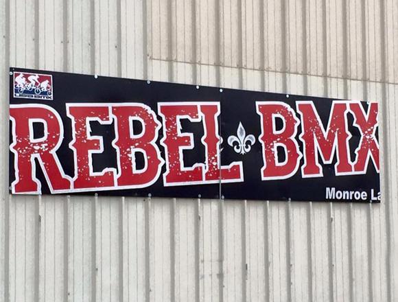 Rebel BMX - Monroe, LA