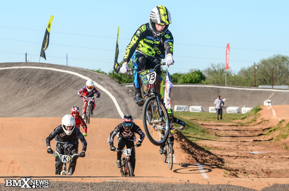 Bobby Dellert at the 2016 USA BMX Lone Star Nationals