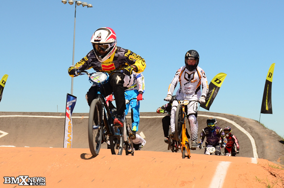 Eric Sweets at the 2016 USA BMX Lone Star Nationals
