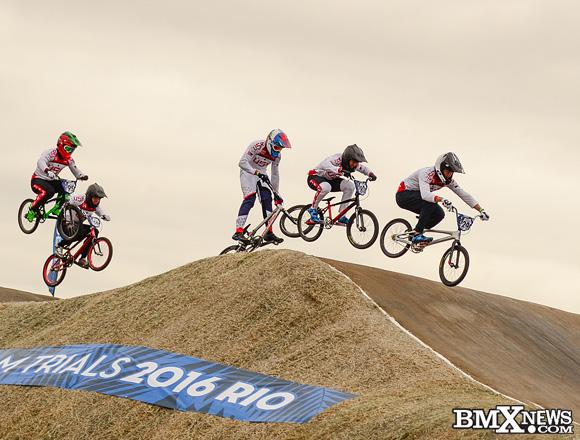 Corben Sharrah wins the Olympic Trials