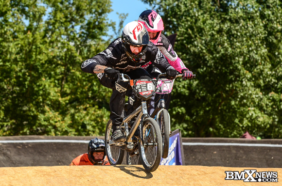 Shawn DiPrete at the  2016 USA BMX Derby City Nationals