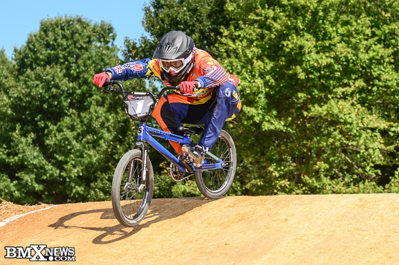 Bryce Batton at the 2016 USA BMX Derby City Nationals