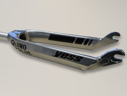 New Product: Yess Aluminum Pro Fork