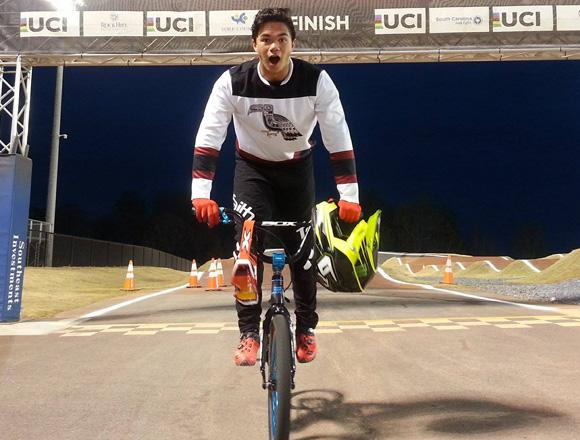Kevin Pauls Off Supercross