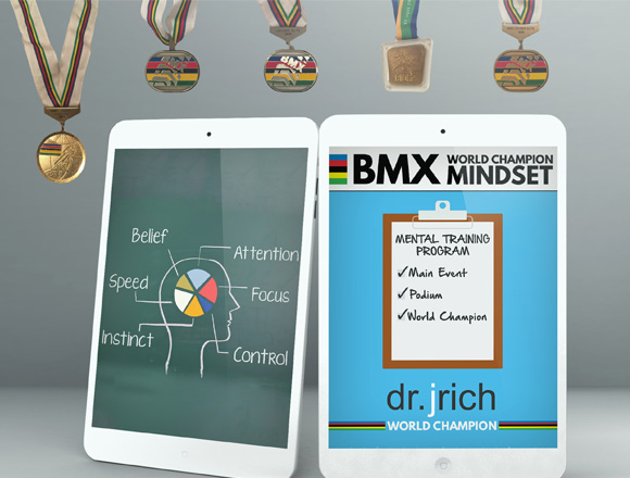 BMX World Champion Mindset Course