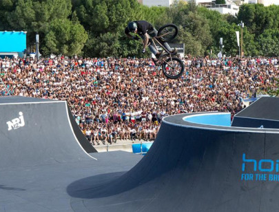 BMX Freestyle Park Added to 2020 Olympics