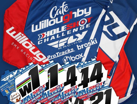 Cafe Willoughby Holeshot Challenge