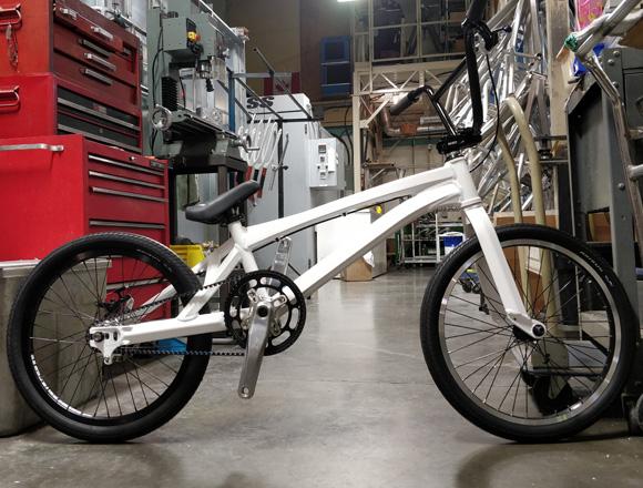 Yess BMX 2017 Grands Concept Bike