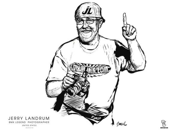 Podcast: Jerry Landrum of BMX Mania
