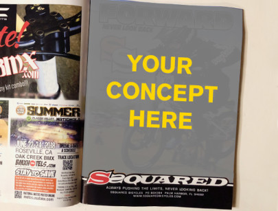 Make it Big With Answer / Ssquared Ad Contest